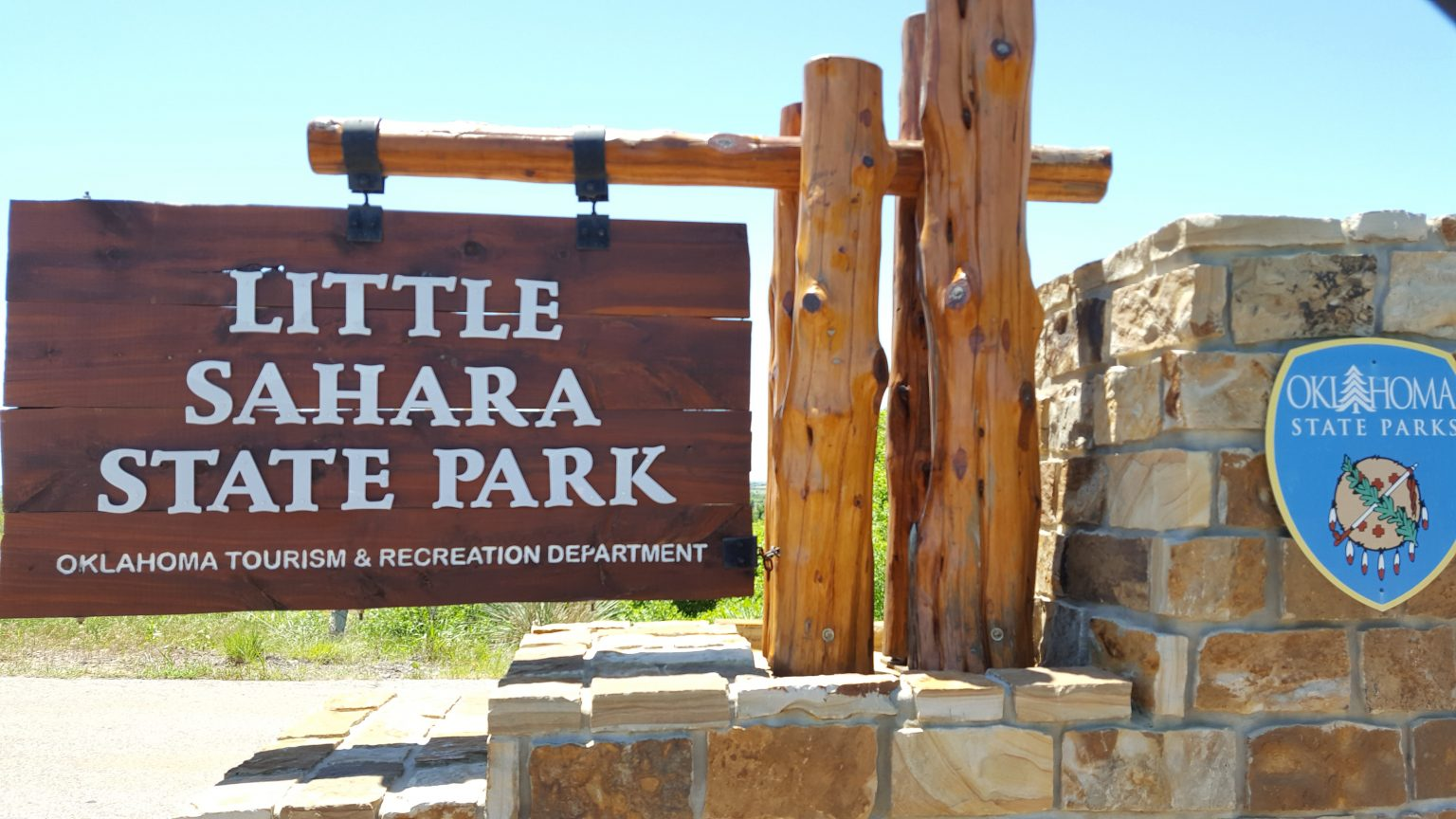 Oklahoma Sand Dunes: Little Sahara and Beaver – Eternal Trek